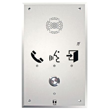 TOA N-8640DA   IP Anropsapparat IP-65 IK02