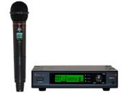 ANSR AUDIO AW7571, Mottagare och handmikrofon