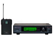 ANSR AUDIO AW7572, Mottagare och beltpack sändare