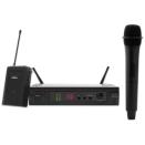 ANSR AUDIO AW-2500 mottagare, handmikrofon och bodypack