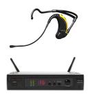 EVO Trådlöst Headset och mottagare för Fitness och Dans instruktörer