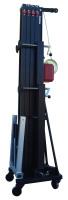 Fenix AT-05B - Gaffellyft som lyfter 250kg till 5,4 meter, Svartlackerad