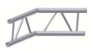 Alur Solutions vertikalt hörn 135º - KN-22 - 2-punktstross - utmärkt tross system för mässmonter applikationer och butiks installationer