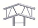 Alur Solutions vertikalt 3-vägs hörn 90º för ben - KN-22 - 2-punktstross