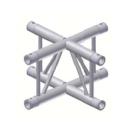 Alur Solutions vertikalt 4-vägs Tvärstycke - KN-22 - 2-punktstross