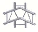 Alur Solutions vertikalt 4-vägs hörn- K-30 - 2-punktstross - tross system för medelstora applikationer av permanenta och tillfälliga konstruktioner