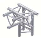 Alur Solutions 4-vägs T-stycke spets neråt - K-30 - 3-punktstross - ett utmärkt tross system för medelstora applikationer av permanenta och tillfälliga konstruktioner