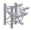 Alur Solutions 4-vägs hörn 90º vänster - K-30 - 3-punktstross - ett utmärkt tross system för medelstora applikationer av permanenta och tillfälliga konstruktioner