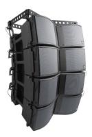 Master Audio X208A - Aktivt Line Array system för konsertljud med DSP Studio®