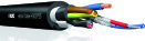 Klotz HD02P25   Hybridkabel 2xsignal + kraft
