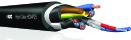 Klotz HD04P25   Hybridkabel 4x signal + kraft