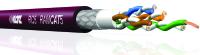 Klotz RC5 RAMCAT5 | Tålig och flexibel CAT5 kabel för mobilt bruk