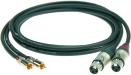 Klotz ALPF |kabel med RCA-XLR Hona