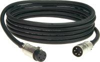 Klotz L5P4EP | Klotz 4x4,0 Högtalarkabel med Polyuretan mantel och Amphenol EP5 kontakter