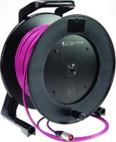 Klotz RAMCAT RC5EED | Klotz RAMCAT CAT5 kabel på vinda för mobilt bruk med Neutrik etherCON