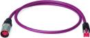 Klotz RAMCAT RC5ER   Tålig och flexibel Klotz CAT5 kabel för mobilt bruk med Neutrik etherCON - RJ45