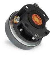 Faital Pro HF105 | Kompressionsdriver med ringmemebran av Ketone och radialfasplugg