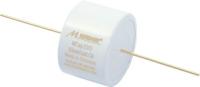 Mundorf M-Cap EVO SilverGold.Oil | High end kondensator för passiva filter