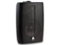 Master Audio B-8 Svart - Kraftfull fullregister högtalare för installation i offentlig miljö