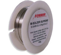 Mundorf MSolder SilverGold | Lödtenn
