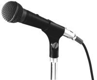 TOA DM-1300 | Dynamisk mikrofon för tal och sång applikationer