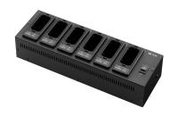 TOA BC-5000-6 | Laddare för trådlösa mikrofoner