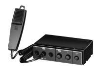 TOA CA-160 | Mixerförstärkare 60 Watt för bilbruk