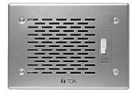 TOA PC-391T   Vägg högtalare för infällnad med volymkontroll