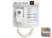 TOA RM-200XF | Brandbefälsmikrofon