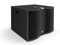 Master Audio JK18WA2   Aktiv bashögtalare med DSP