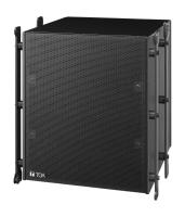 TOA SR-C15BWP | Vädersäker baslåda för Line Array högtalare