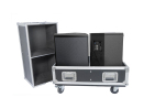 Master Audio FC-X12CE - Flightcase 2x X12CE