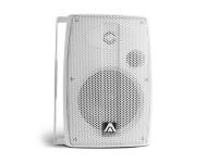 Master Audio B-6/T Vit - Högtalare med anpassningstransformator för installation i offentliga miljöer