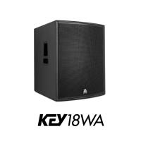 Master Audio KEY 18WA | Aktiv bashögtalare med DSP