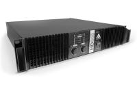 Master Audio HD-800v2 - Slutsteg 2x550Watt , klass AB, vikt 14kg