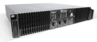 Master Audio TP-2400, trekanligt slutsteg med inbyggd signalelektronik