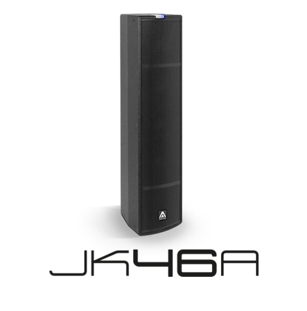 Master Audio JK46A   Aktiv pelar line array med DSP