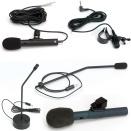 Mikrofoner för hörslingor