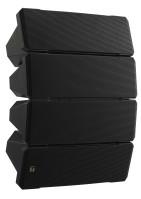 TOA HX-7B-WP | Vädersäker Svart Line Array högtalare