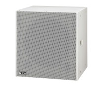 TOA FB-150W | Vit subwoofer för Line Array högtalare