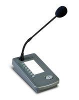FBT MTD 1106 | Utropsmikrofon med zonval